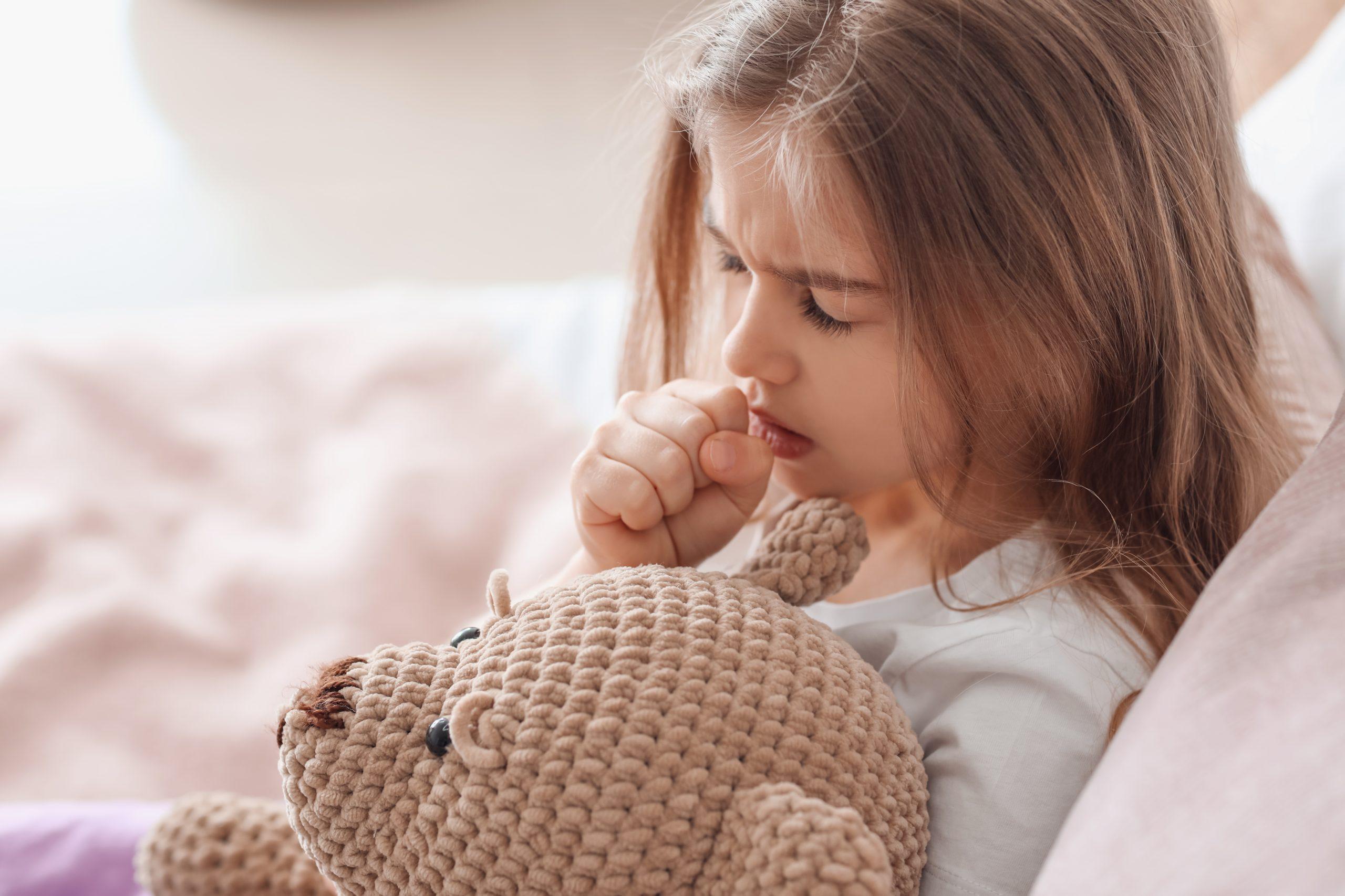 Народные средства от кашля для маленьких детей