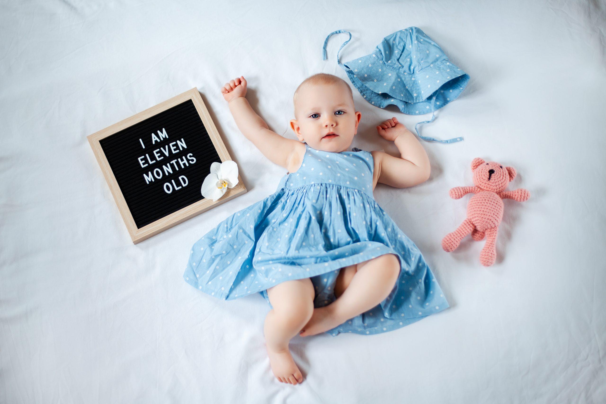 Ребенок 11 месяцев: как развивается, что умеет, питание и режим дня
