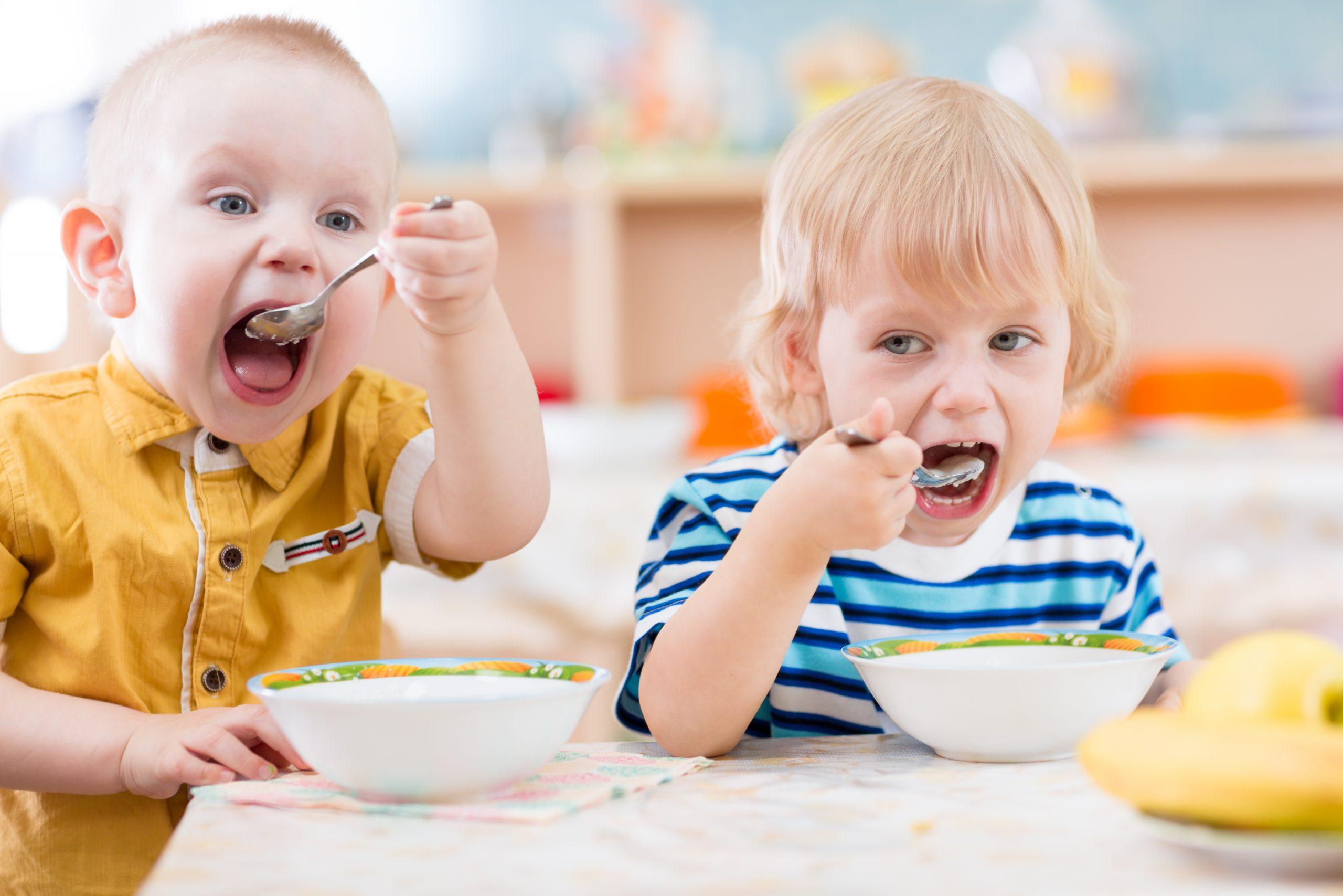 Правильное меню ребенка в 2 года