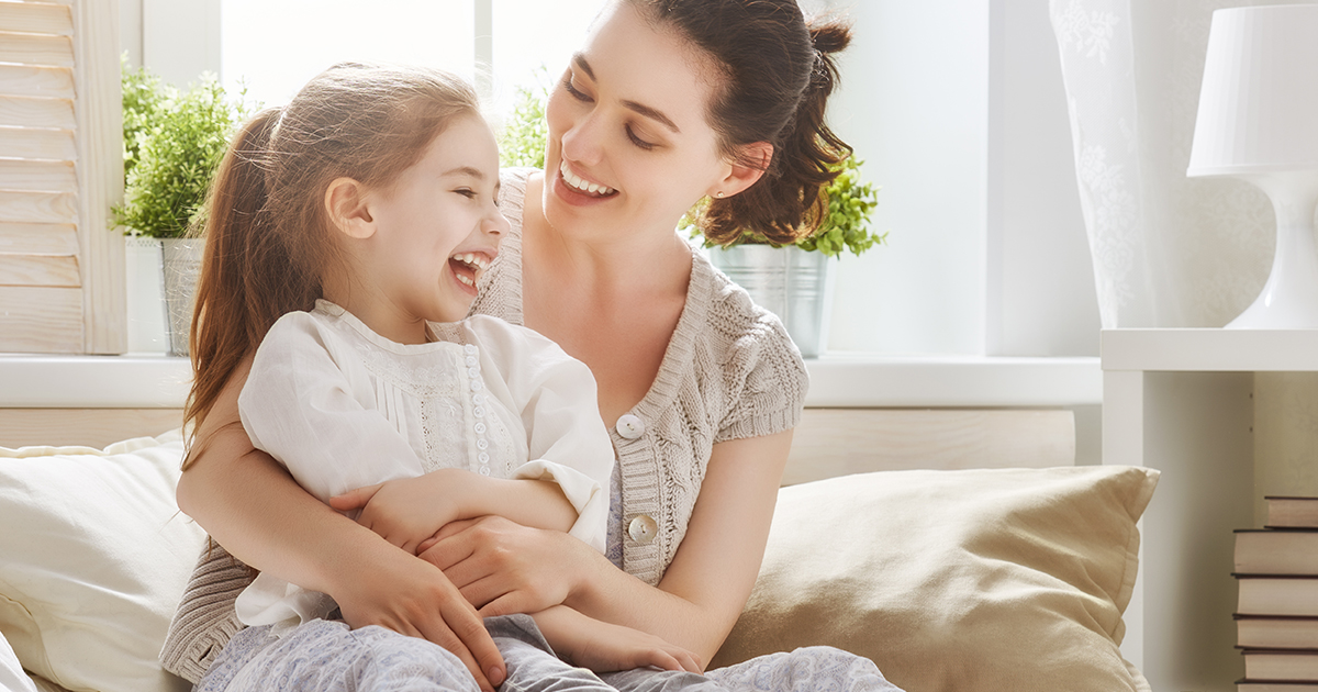Как стать хорошей мамой и не испортить нервную систему