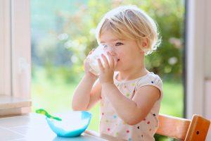 Молоко –источник белка и кальция