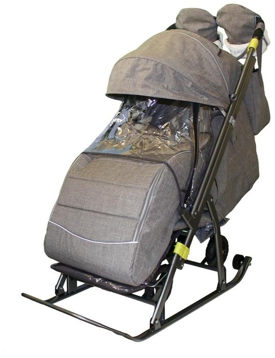 Санки-коляска Galaxy Kids 3-3C
