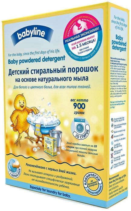 BabyLine Детский на основе натуральной мыльной стружки