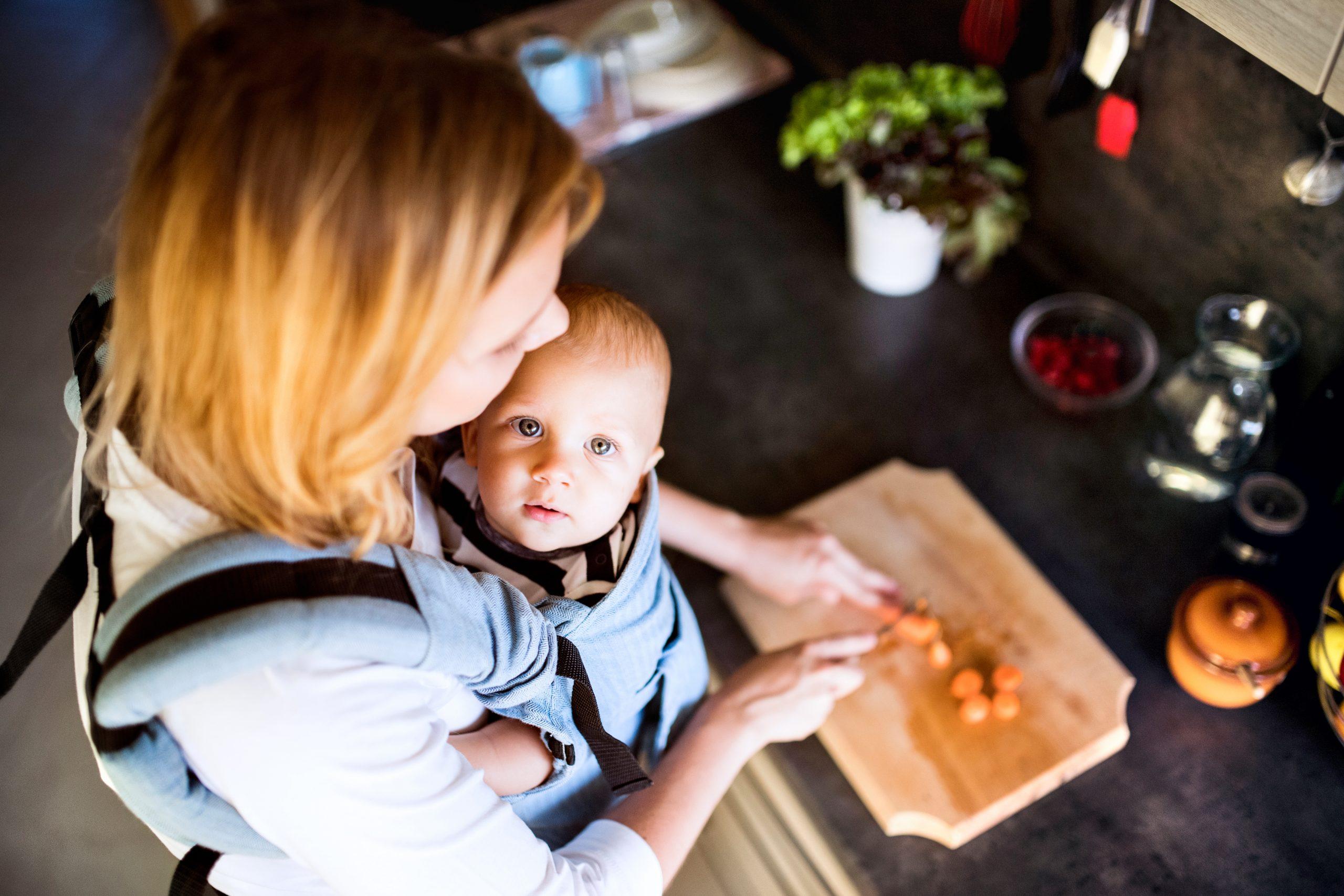 Диета после родов: как восстановиться, не навредив малышу