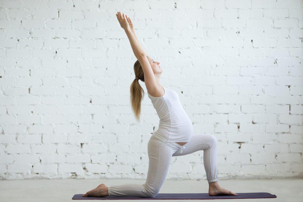 Упражнения укрепляют мышечный корсет