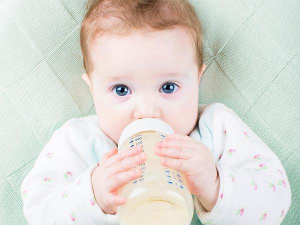 Как давать отвар из риса ребенку