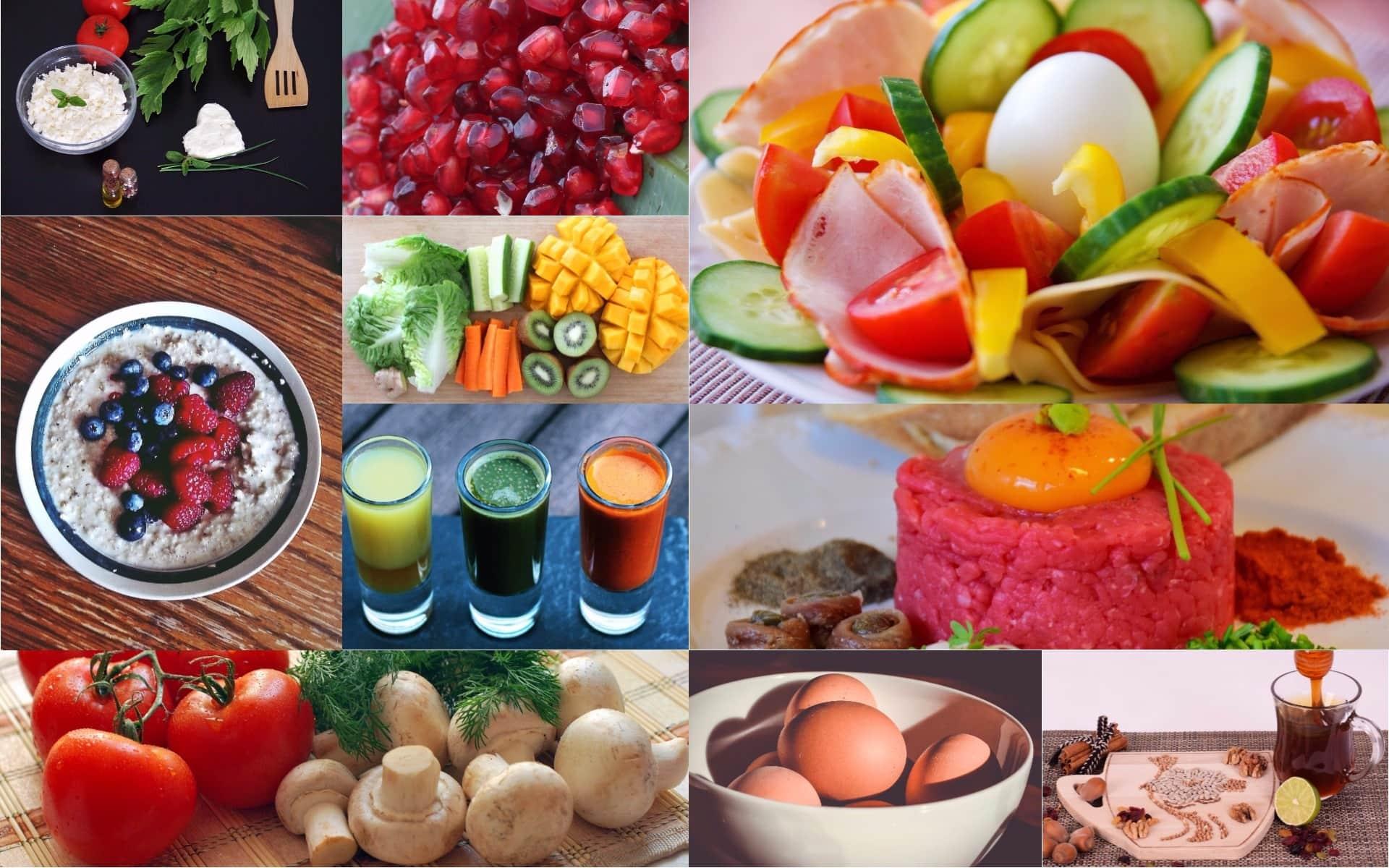 Правильное питание при низком гемоглобине у детей