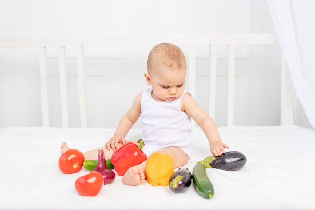 Пищевой интерес у грудничка